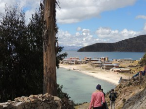 Bolivia's Isla Del Sol sits on the side of Lake Titicaca which is regarded by many to be the most picturesque.