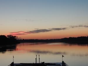 Endless, beautiful sunsets.